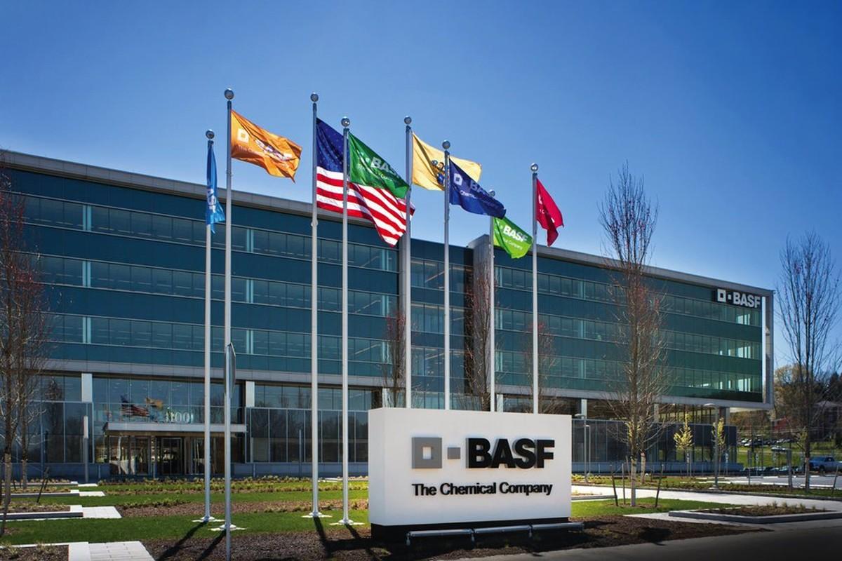 Производство BASF