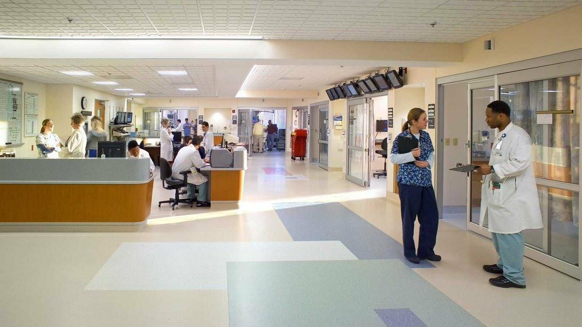 Университетский госпиталь Antwerp